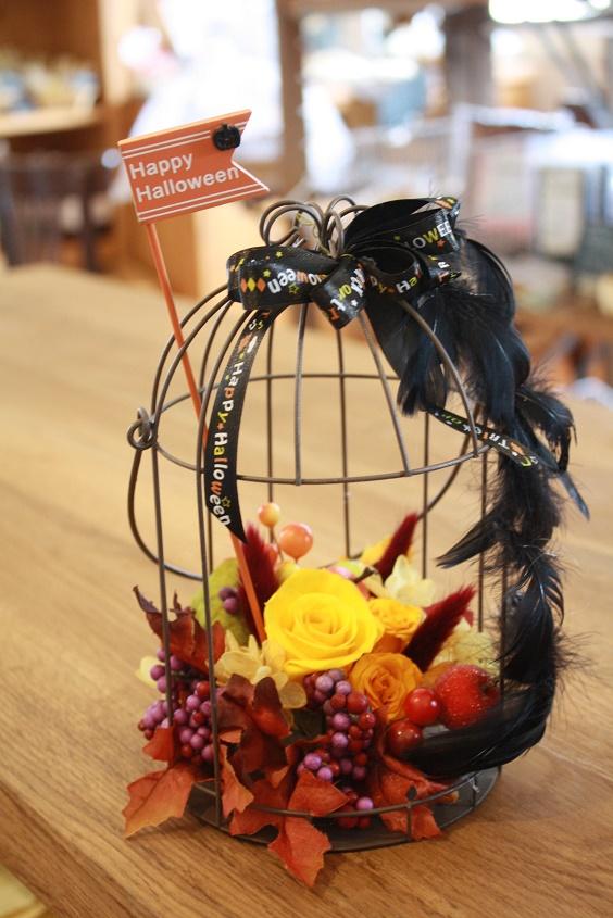 フラワーアレンジメント・フラワーアレンジメント格安・ブリザーブドフラワーのアレンジメント・レストランウエディング装花