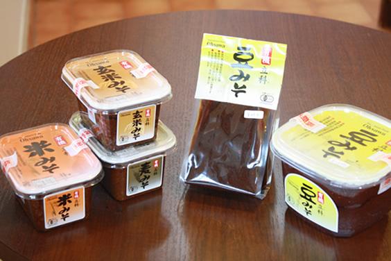 自然食品・味噌