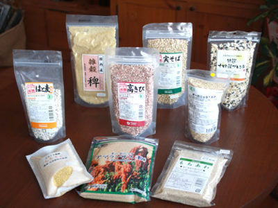 自然食品・雑穀
